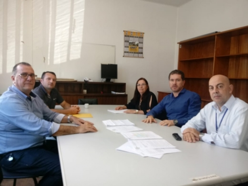 Visita à Superintendência Regional Do DNIT / Cruz Alta - RS